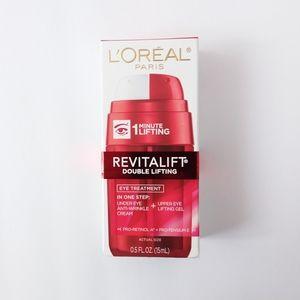 L'Oreal | Revitalift Double Lifting Eye Treatment